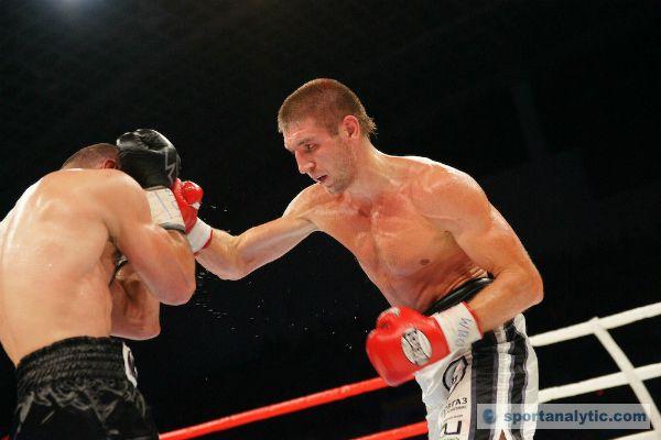 Блок в боксе