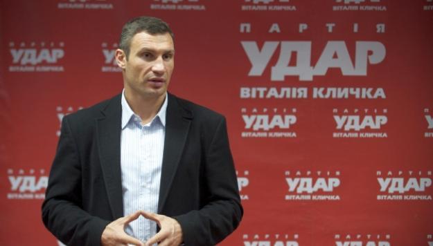 Виталий Кличко - полная биография