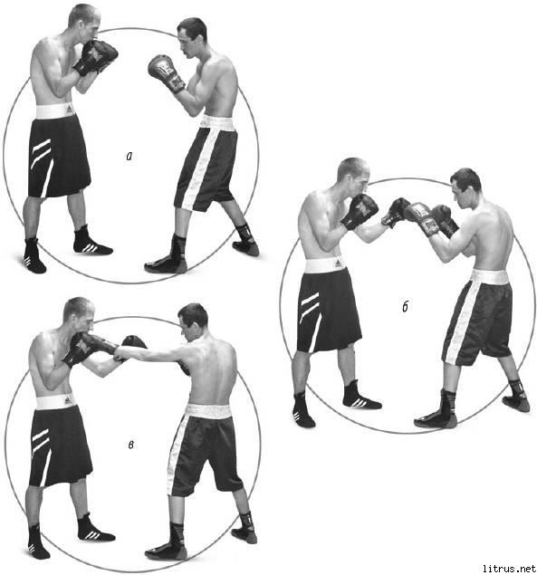 Скорость боксера и готовность